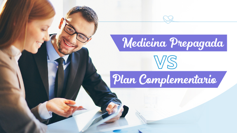 Medicina Prepagada vs Plan Complementario